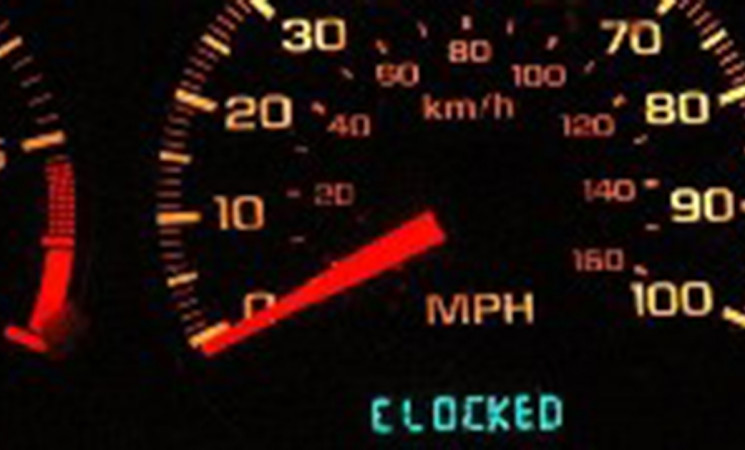 1 in 5 second hand cars imported from the UK are clocked