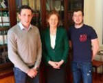 Hard work and innovative thinking pays off for new Irish company Pundit Arena – Clune