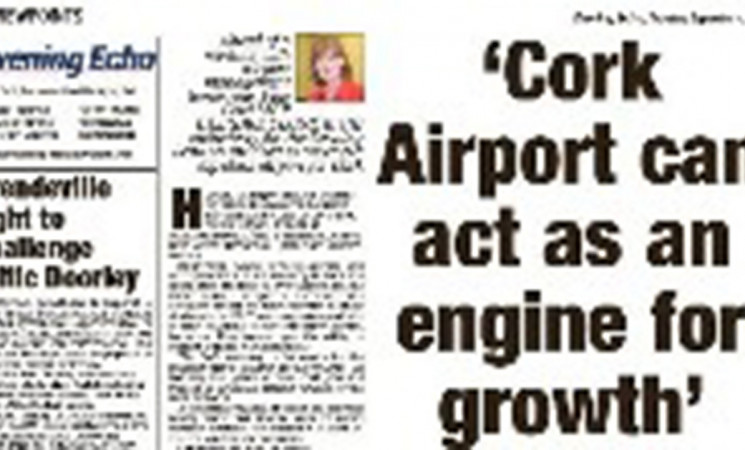 Deirdre Clune writes exclusively for the Evening Echo