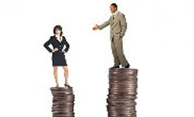 Mind the Gap - Clune says the gender pay gap is about more than money