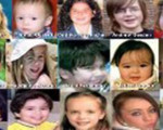 250,000 children go missing every year in the EU - that's one every 2 minutes