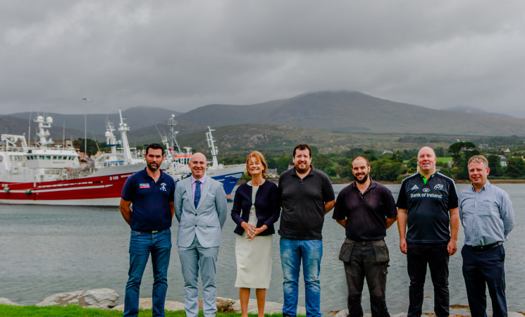 European Funding for 'World Class' Castletownbere Project